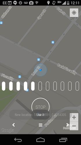 Light Radider Screenshot