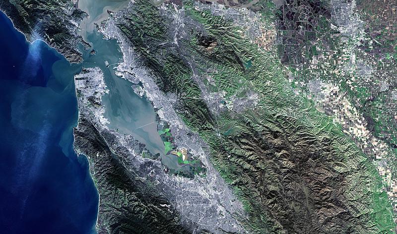 Hello San Francisco; Ready for FOSS4G