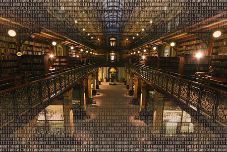 Data Reinvents Libraries for the 21st Century