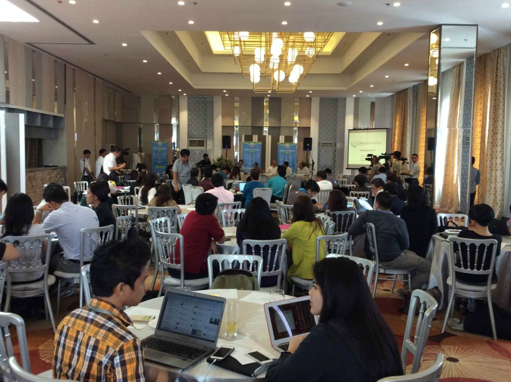 Data journalism in the Philippines: changing the open data landscape