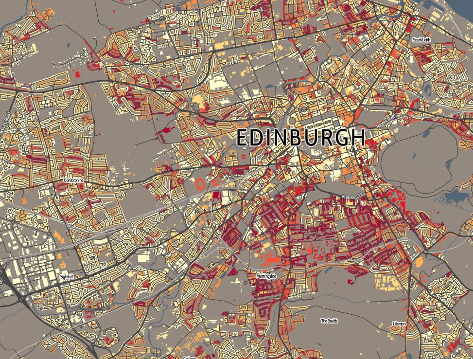 Announcing DataShine Scotland