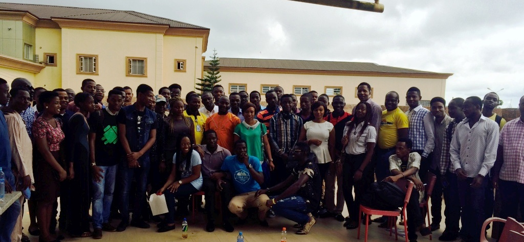 Data+Drinks : a meetup to engage the open data community in the South of Nigeria