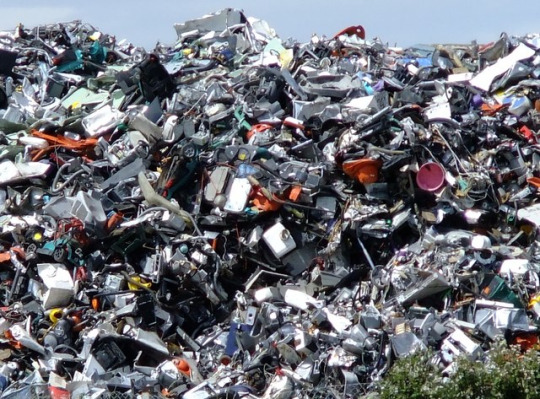 Where is all the open data for waste management?