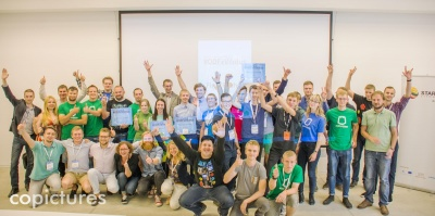 The Winners of the Open Data Fest Created an Interactive Map of Kindergartens in Vilnius.