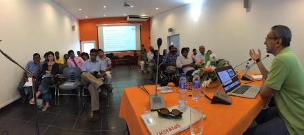 Code4Good: Using ICTs for social good in Sri Lanka