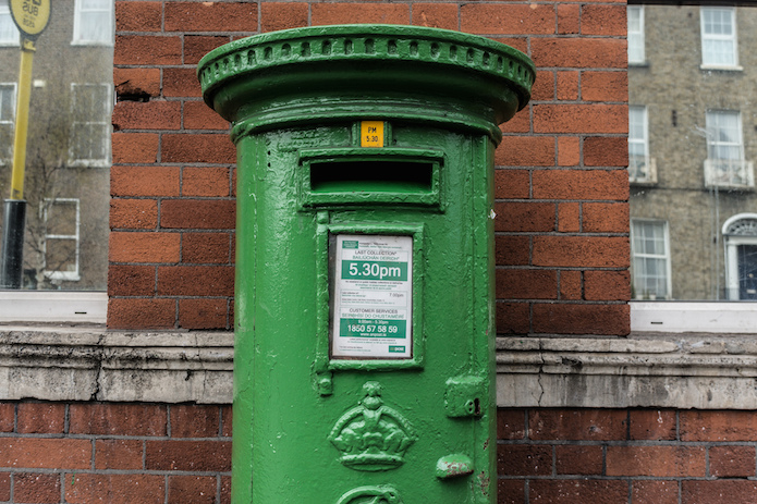 Comment: Addresses are part of Ireland's national data infrastructure