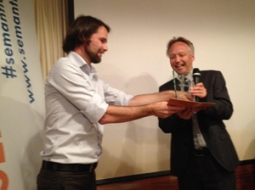 Europe's Crème de la Crème of Linked Data and Semantic Web – 1st European Linked Data Award given