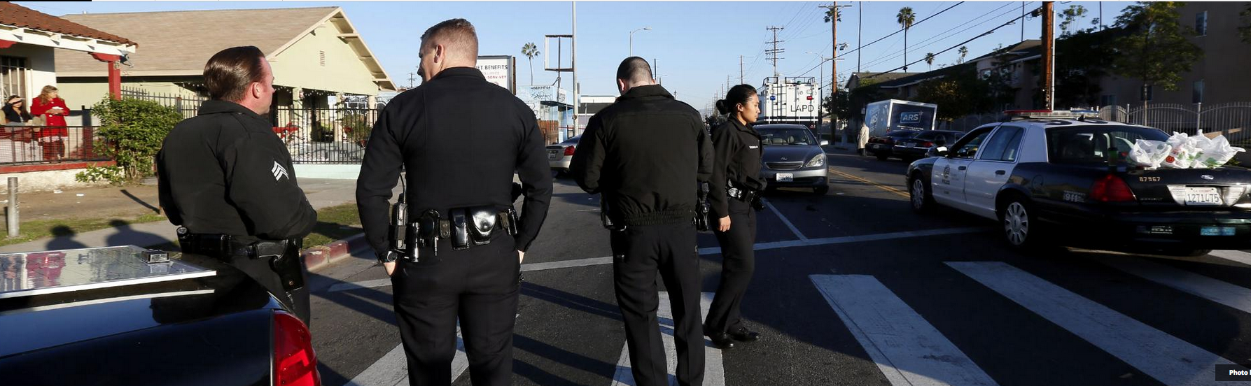 California's Justice System Numbers Show a Big Problem When It Comes to Race