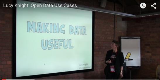 Open Data Innovator Stories