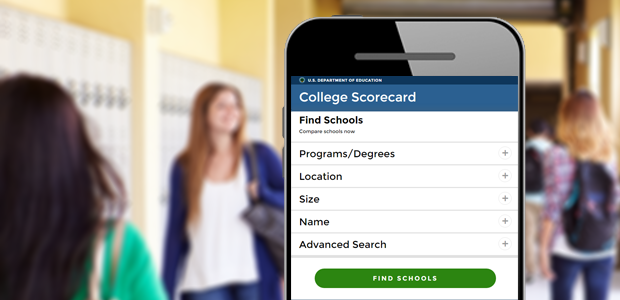Turning open data into a scorecard for prospective college students