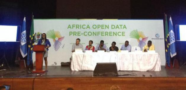 ICFJ Knight roundup: Fellows discuss African open data revolution in Tanzania