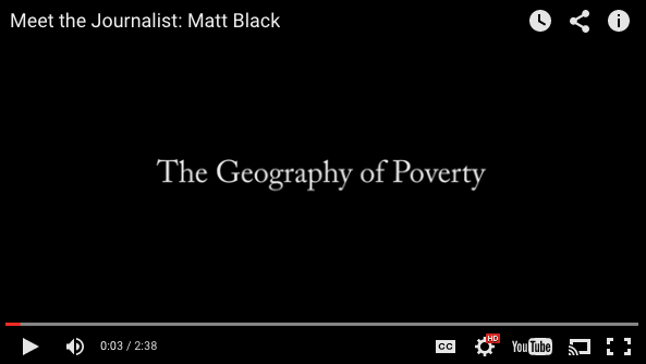 Meet the Journalist: Matt Black