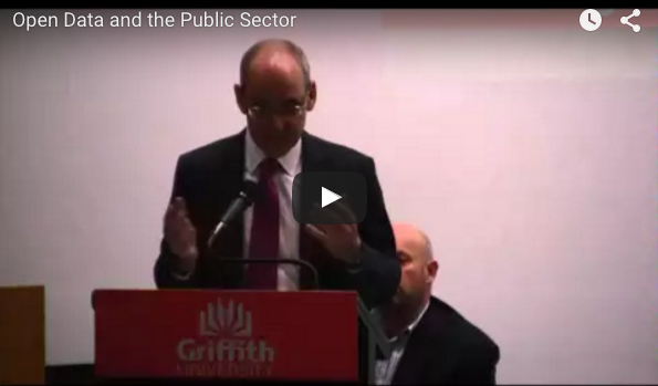 Open Data and the Public Sector event