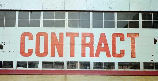 Breaking down the doors: Bringing contract deals into the open