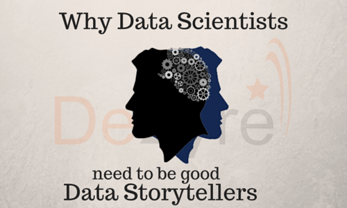 Why Data Scientists Need to be Good Data Storytellers