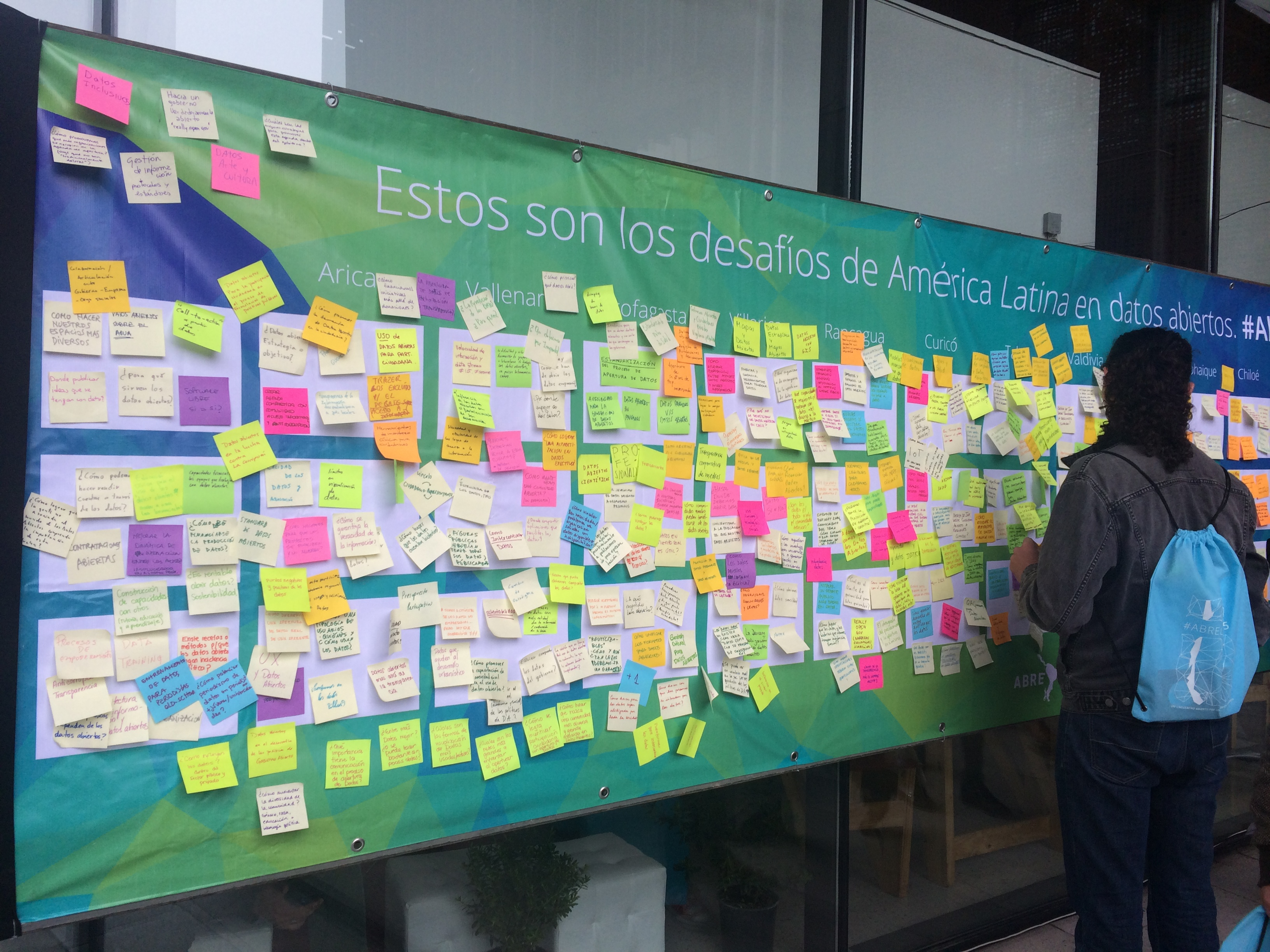 The Latin America open data community speaks loud