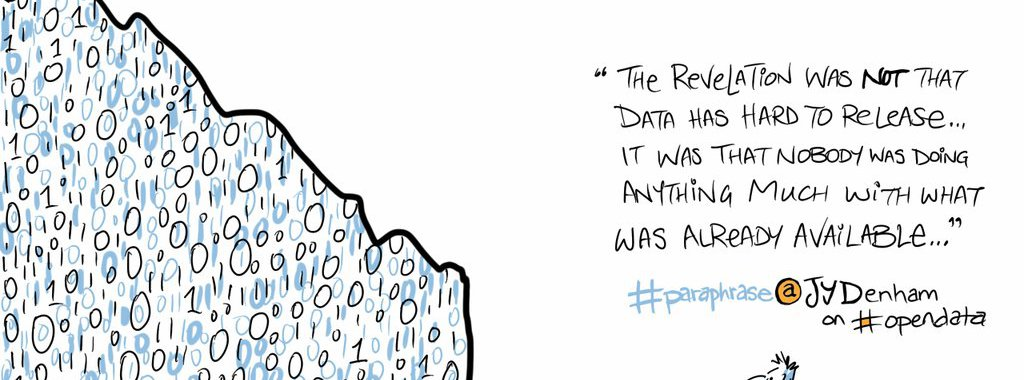 The story of using data as a policy maker
