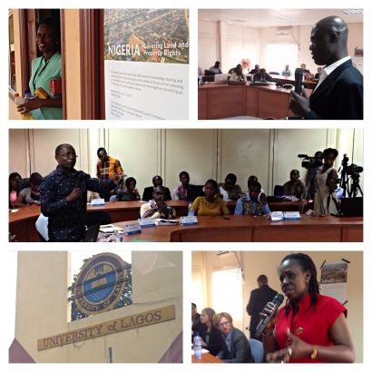 Nigerian Journalists Dig Deep Into Land and Property Rights