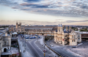 Smart cities: Bristol opens up transport data for developers