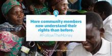 ONE's Follow the Money Website: Showcasing Open Data Success Stories