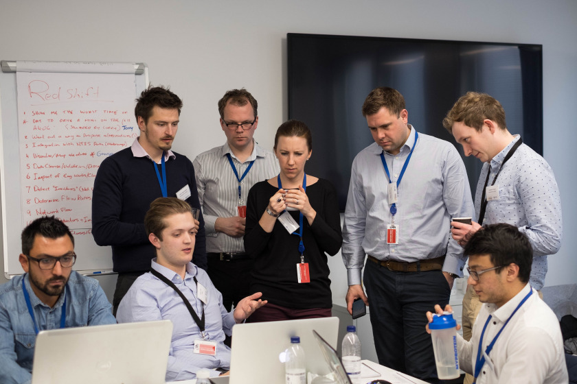 Traffic Data Hack Day – Event Review