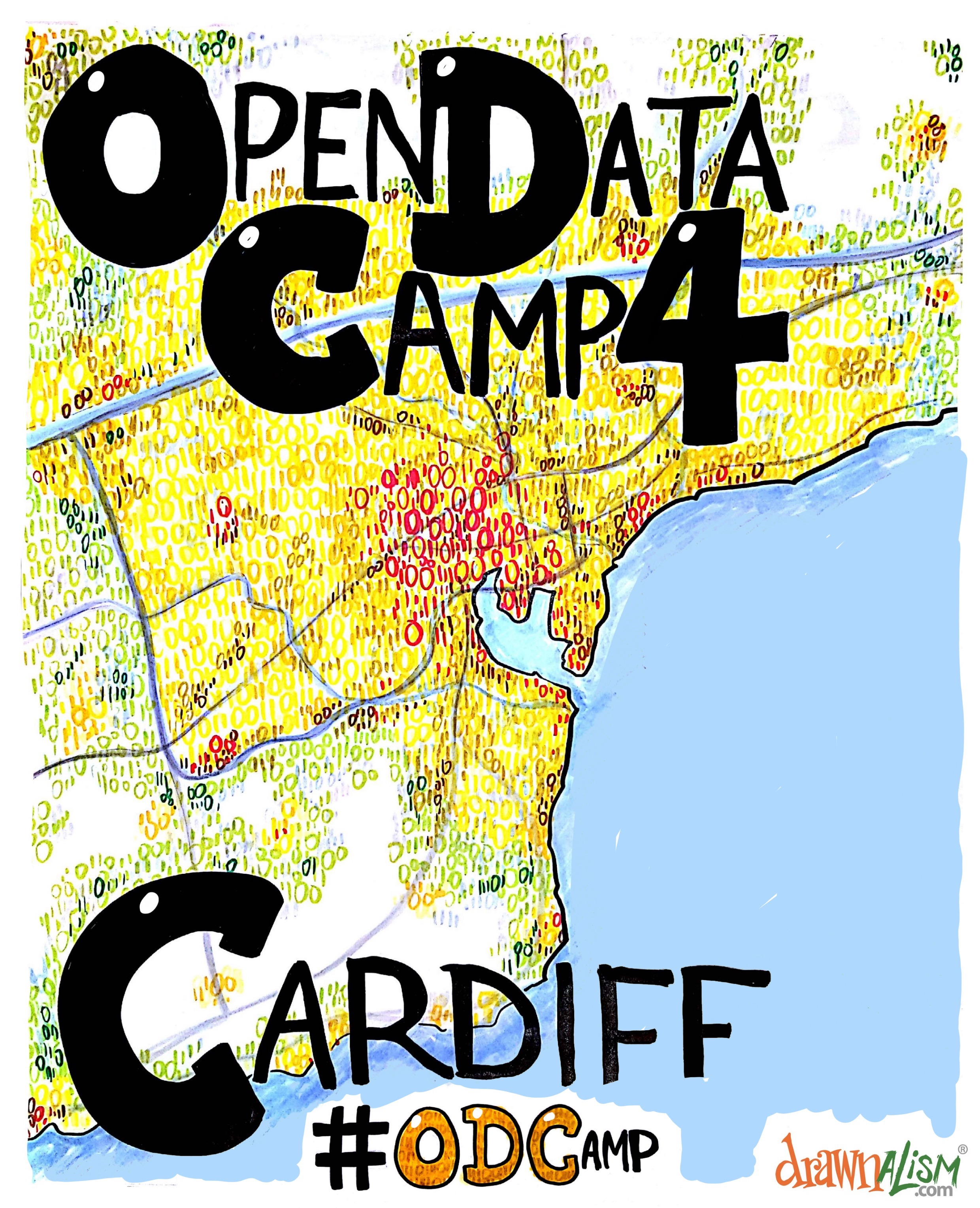 Announcing Open Data Camp 4